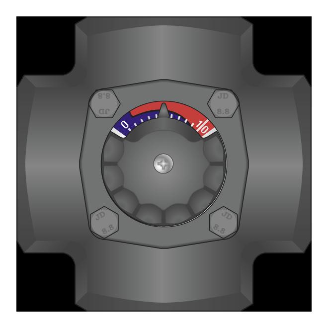 2 x 4 way fpt mixing valve cast iron heatlink 2 x 4 way fpt mixing valve cast iron publicscrutiny Images