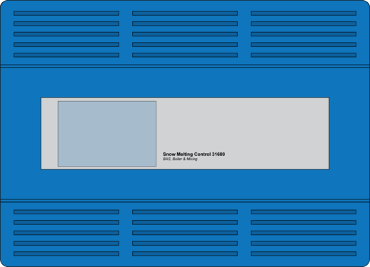 Graphic of Optional SMP Control Upgrade to BMS 680 BACnet