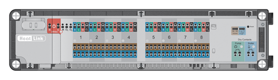 Graphic of StatLink® 8 Zone Wired Module