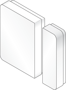 Graphic of Door/Window Sensor