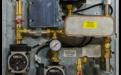 Photo of HEP 80MBH Isolation Heat Exchange Panel Dual Pump w/Timer