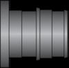 "Graphic of 3/4"" PEX F1960 HPP Plug"