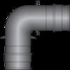 "Graphic of 1"" × 1"" PEX F1960 HPP Elbow"