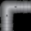 "Graphic of 2"" × 2"" PEX F1960 HPP Elbow"