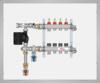 "SSTSS104B SST SURF MNT 4 Loop 1-1/4"" SS Man. Small Mixing Panel Bot. Feed"