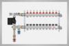 "SSTSS110B SST SURF MNT 10 Loop 1-1/4"" SS Man. Small Mixing Panel Bot. Feed"
