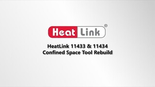 Embedded thumbnail for HeatLink 11433 &11434 Confined Space Press Tool Rebuild