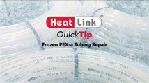 Embedded thumbnail for Frozen PEX-a Tubing Repair